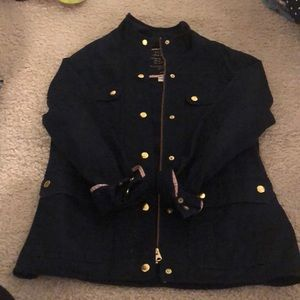 Jcrew navy field jacket
